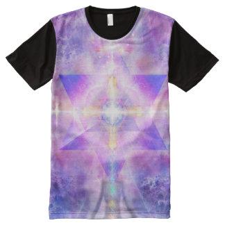 V054 Merkaba Light All-Over-Print T-Shirt