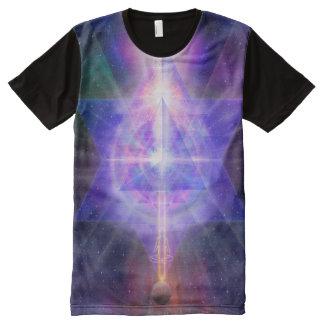 V055 Merkaba Space All-Over-Print T-Shirt