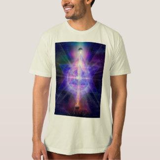 V055 Merkaba Space T-Shirt