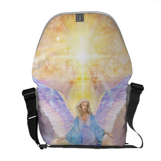 V056 Heaven & Earth Angel Courier Bags
