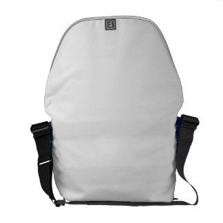 V058 Moon Temple Heart Courier Bag
