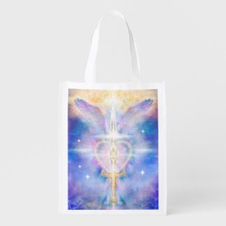 V060 Sword of Truth 2016 Reusable Grocery Bag