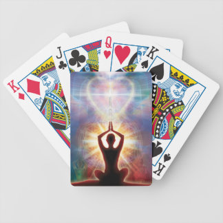 V062 Sword Salutation 2016 Bicycle Playing Cards