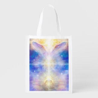 V063 Meopic Meditator Reusable Grocery Bag