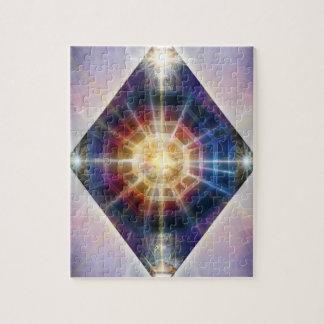 V065 Diamond BaGua Jigsaw Puzzle