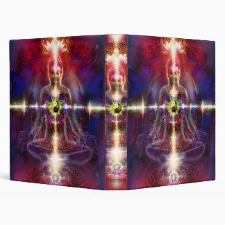 V074 Awake Buddha Dragons Binders