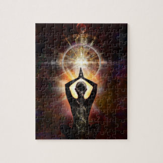 V075 Light in Shadow 31 Jigsaw Puzzle