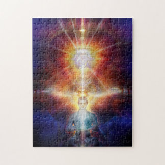 V077 Light in Shadow 40 Jigsaw Puzzle