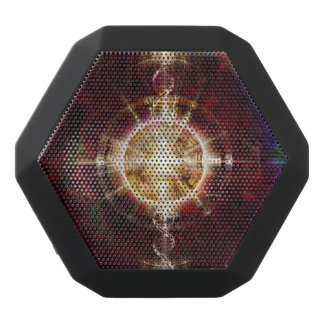 V079 Light in Shadow 18 Black Bluetooth Speaker