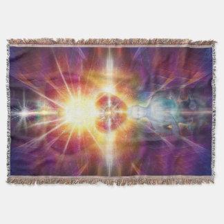 V082 Gallery of Light 40X Throw Blanket