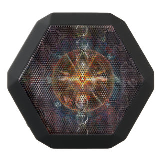 V083 Light in Shadow 38 Black Bluetooth Speaker