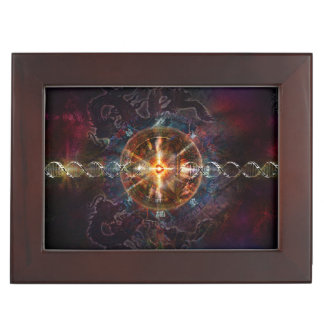 V083 Light in Shadow 38 Keepsake Box
