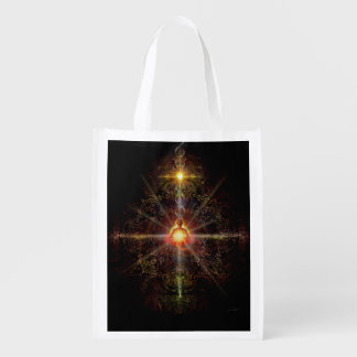 V085 Gallery of Light 09 Reusable Grocery Bag