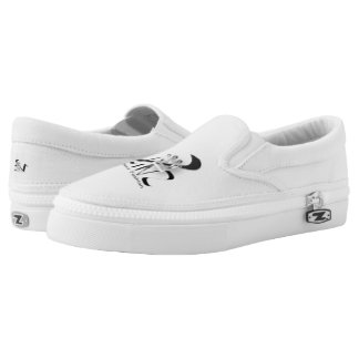V4NZ THE MAXS FASHION Slip-On SNEAKERS