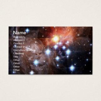 V838 Monocerotis star NASA Business Card