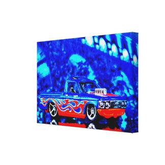 V8 - Photoworks Jean Louis Glineur Canvas Print