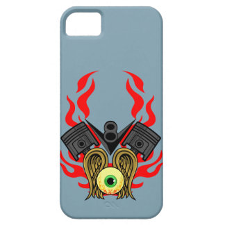 V8 Piston Heads Flying Eye iPhone 5 Covers