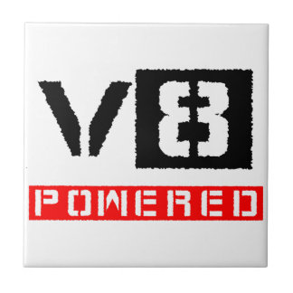 V8  powered tile