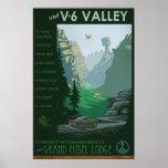 V-6 Valley Illustration