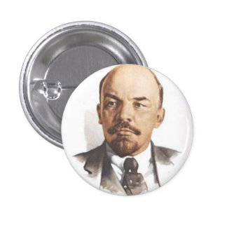 V.I. Lenin Button