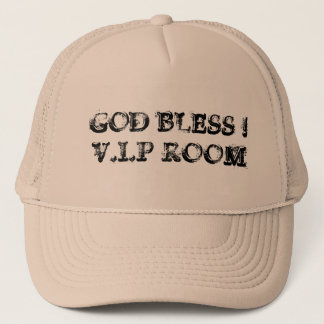 V.I.P ROOM Monaco , Saint Tropez , Paris , Dubai Trucker Hat