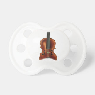 V is for Violin Pacifier