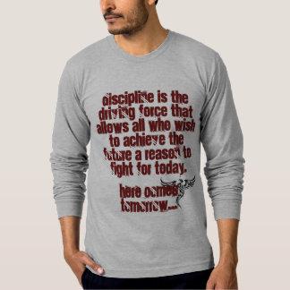 V-Phoenix Designs: Rise Above - Here Comes Tomorro T-Shirt