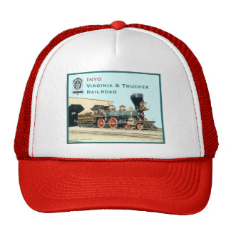 V&T Engine Inyo hat