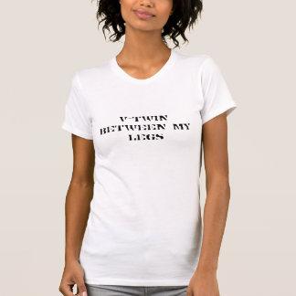 V-twin between my legs T-Shirt