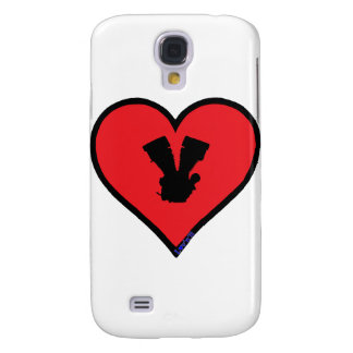V twin galaxy s4 covers