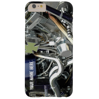 V-Twin Chopper Chrome Engine Phone Case