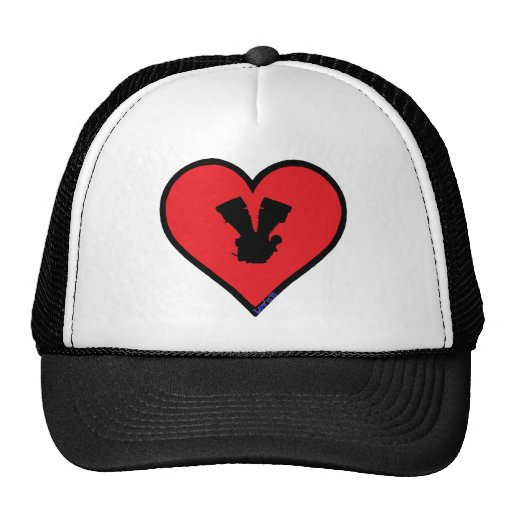 V twin hat