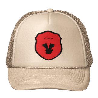 V-twin Trucker Hats