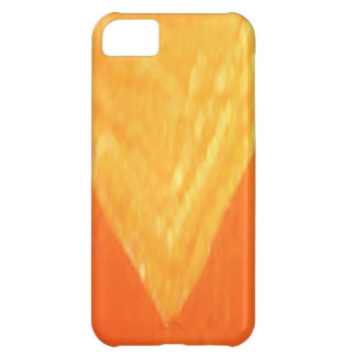 V Victory Gold: Gifts for Wedding Engagement Case For iPhone 5C