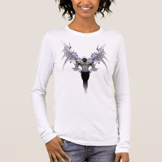 V-Winged Warrior Long Sleeve T-Shirt