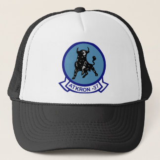 VA-37 Bulls Trucker Hat