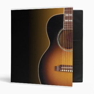 VA Acoustic Guitar Binder