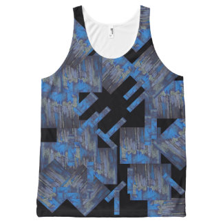 Va-cA blue 'n black XS tank by DAL