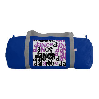 Va-cA dance travel bag by Luv U ❤️ Luv Me