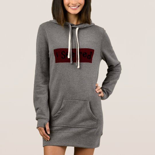 Va-cA hoodie dress by DAL