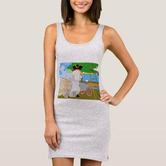 Va-cA ka-boom tank dress for her by DAL