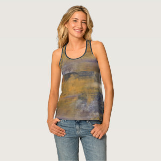 va-ca tank for her by DAL Tank Top