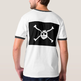 va-ca toxic tee for men by DAL