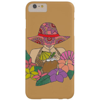 Vacation Barely There iPhone 6 Plus Case