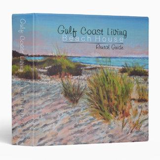 Vacation Beach House Guest Information Binder
