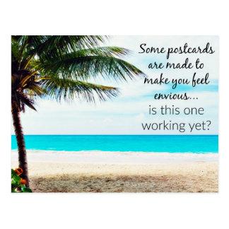 Vacation Envy Postcard