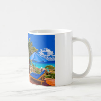 Vacation Getaway Classic White Coffee Mug