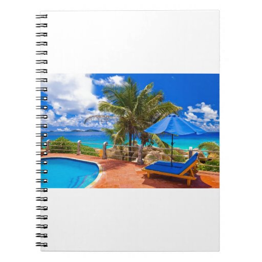 Vacation Getaway Notebook