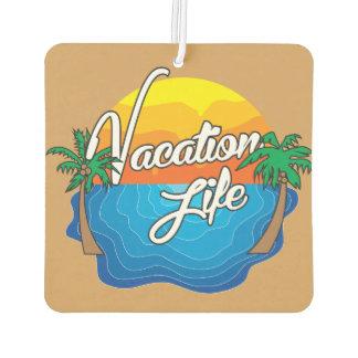 Vacation in a Car (air freshener) Air Freshener