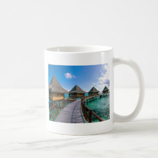 Vacation In Paradise Coffee Mug